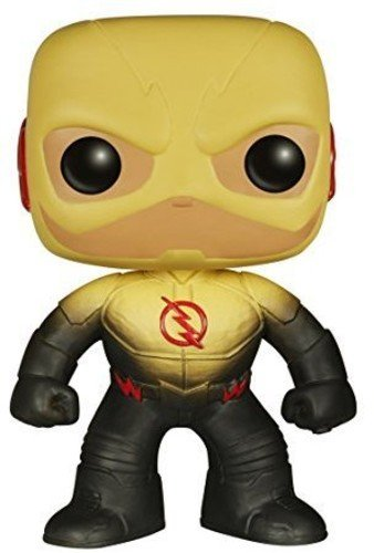 Funko Pop Tv: The Flash-Reverse Flash Action Figure]()