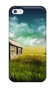 New The Old Farm Tpu Case Cover, Anti-scratch Phone Case For Iphone 5/5s