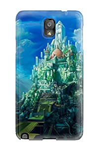 New Galaxy Note 3 Case Cover Casing(surreal Art )
