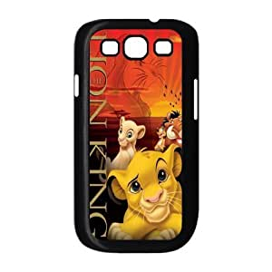Painted Lion back phone Case cover Samsung galaxy S3 I9300