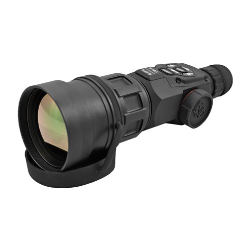 ATN OTS-HD 384 9-36x, 384x288, 100 mm, Thermal Monocular w/ High Res Video, Geotagging, Rangefinder, WiFi, E-Compass, E-Zoom, 3D Gyroscope, IOS & Android Apps