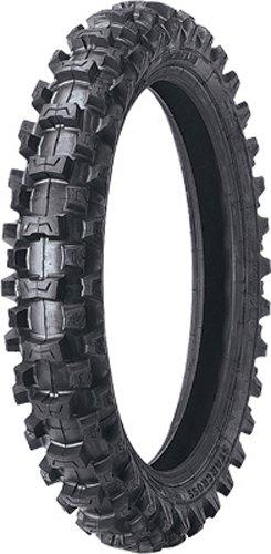 Michelin MS3 Starcross Off-Road Bias Tire - 80x10-12 - Tire By Dirt Bike Knob