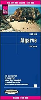 Algarve : 1/100 000