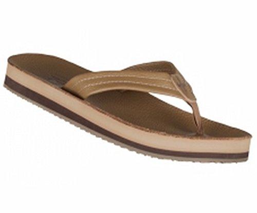 Stag Harvey Mens Islander Sandal Brun