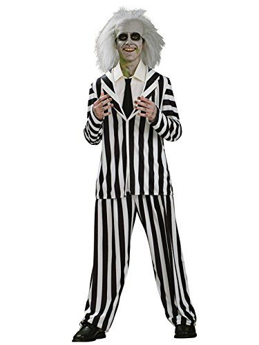 Rubie's Men's Beetlejuice Costume, Multi, Teen ()