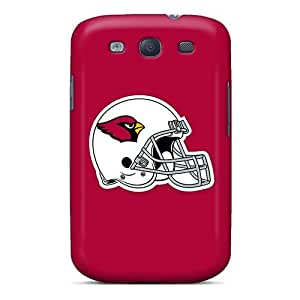 For Galaxy S3 Premium Tpu Case Cover Arizona Cardinals 5 Protective Case