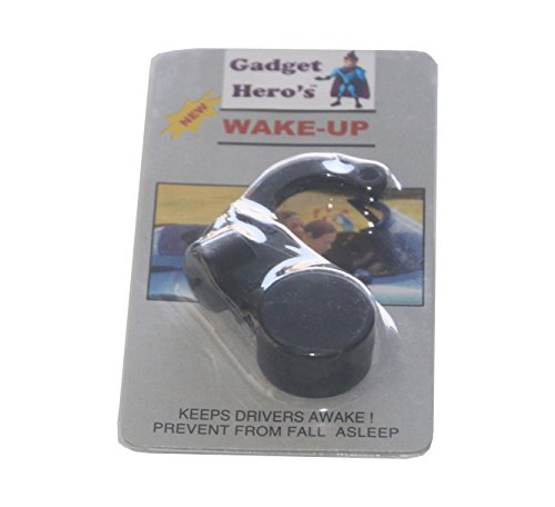 Gadget Hero's Nap Zapper, Driver Alert, Keeps Wearer Awake & Alert.