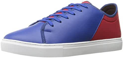 A X Armani Exchange Men's Lycra Pu Lace Fashion Sneaker