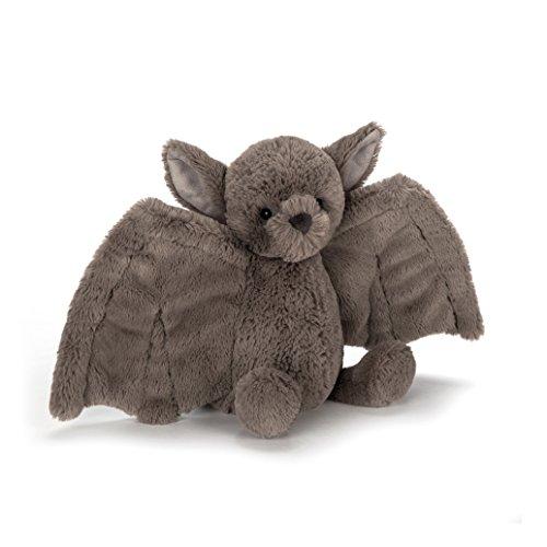 Jellycat Bashful Bat Stuffed Animal, Small, 7 inches