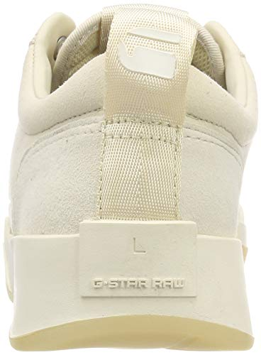 Women's 205 Sneakers Bisque RAW G Beige Rackam Star Top Yard Low v7CxEq0w