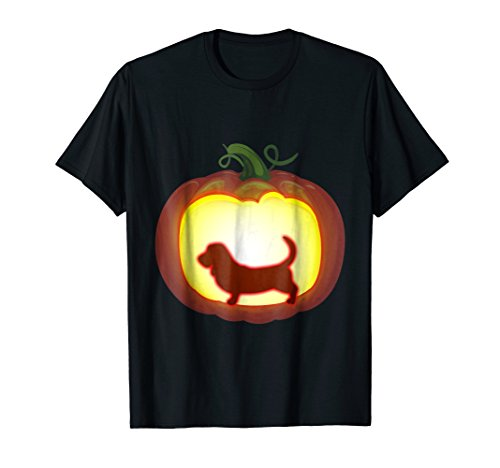 Pumpkin Lantern Dachshund Shirt Halloween Costume Lover (Pumpkin Halloween Costume Homemade)