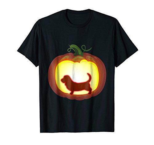 Pumpkin Lantern Dachshund Shirt Halloween Costume Lover (Funny Homemade Dog Halloween Costumes)