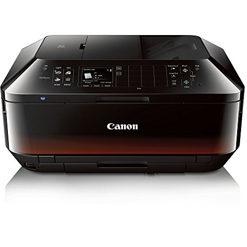 Canon Office and Business MX922 All-In-One Printer, Wireless and mobile printing (Certified Refurbished) by Canon