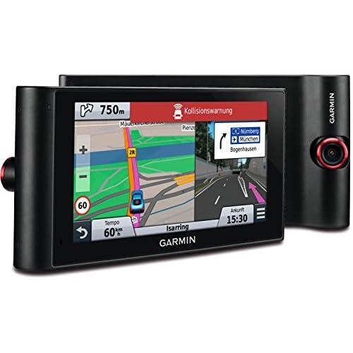 Garmin NÜvicam LMT-D GPS Eléments Dédiés à la Navigation Embarquée Europe Fixe, 16:9