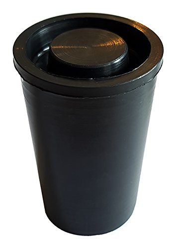 geo-versand Geo–20de envío Negra película latas, Negro, One size, 11204 I5JEY #GEO-VERSAND