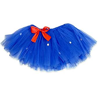 Runners Tutu by Gone For a Run | Lightweight | One Size Fits Most | Blue Stars