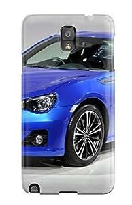 Hot Tpu Cover Case For Galaxy/ Note 3 Case Cover Skin - Subaru Brz 29