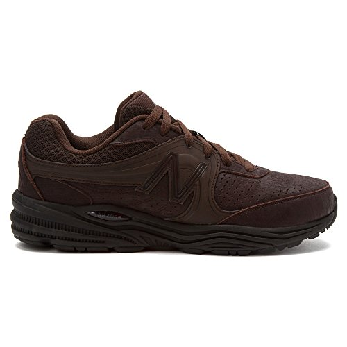 888098092783 - New Balance Men's MW840 Walking Shoe,Brown,9 2E US carousel main 1