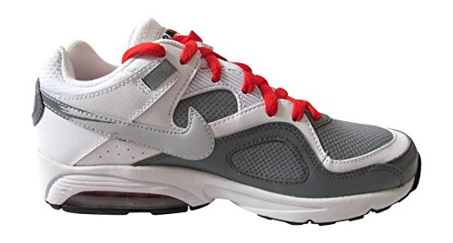 Nike - Zapatillas para hombre - white pure platinum cool grey chilling red 101