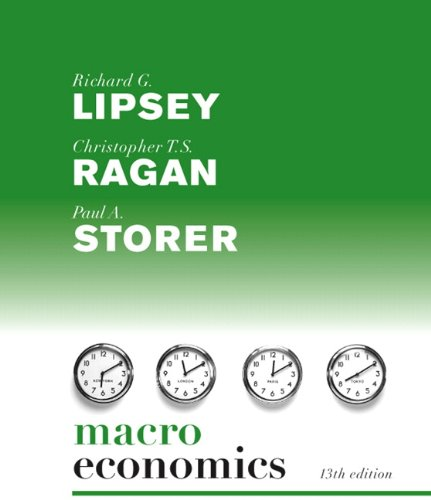 Macroeconomics (13th Edition)