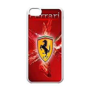 iPhone 5C Csaes phone Case Ferrari FLL92695