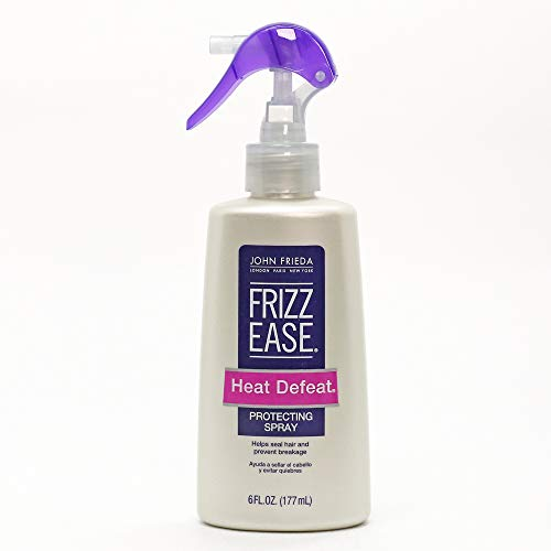 John Frieda Frizz Ease Heat Defeat Protecting Spray, 6 Ounces