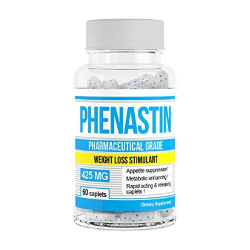 Phenastin - Diet Pills Extra Strength Weight Loss Aid Formulated for Men and Women (Best Prescription Weight Loss Pills)
