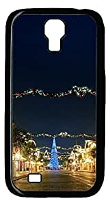 Brian114 Samsung Galaxy S4 Case, S4 Case - Black Hard PC Cases for Samsung Galaxy S4 I9500 Street View Ultra Fit for Samsung Galaxy S4 I9500