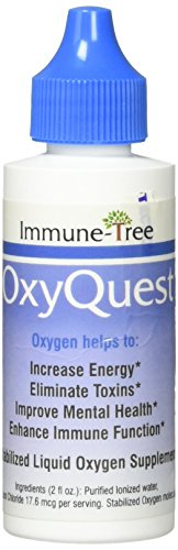 Immune Tree Oxyquest Multivitamins  2 Ounce