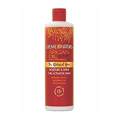 Creme Of Natural Moisture & Shine Curl Activator Creme