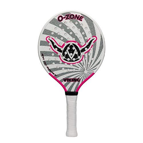 Viking O-Zone Platform Tennis Paddle-Gray/Pink ()
