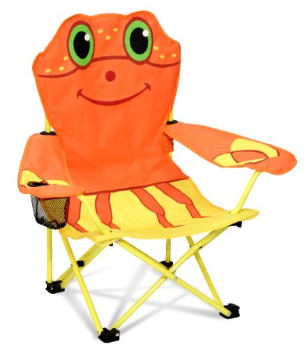 Melissa & Doug 16417 Clicker Crab Chair