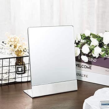 Amazon Com Leju Makeup Mirror Adjustable Rectangular