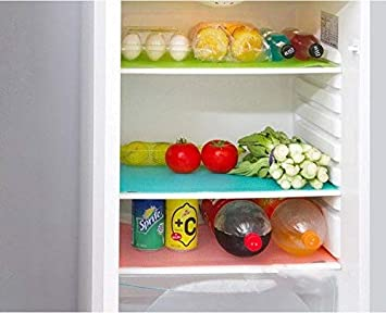 Kühlschrank Einlagen Matten : Musuntas pcs kühlschränke waschbare kühlschrankmatten küche