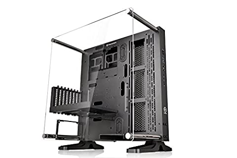 Thermaltake Core P3 SE Black Edition ATX Open Frame Panoramic Viewing Tt LCS Certified Gaming Computer Case (Thermaltake Core V21)