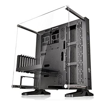 Thermaltake Core P3 SE Black Edition ATX Open Frame Panoramic Viewing Tt LCS Certified Gaming Computer Case CA-1G4-00M1WN-02