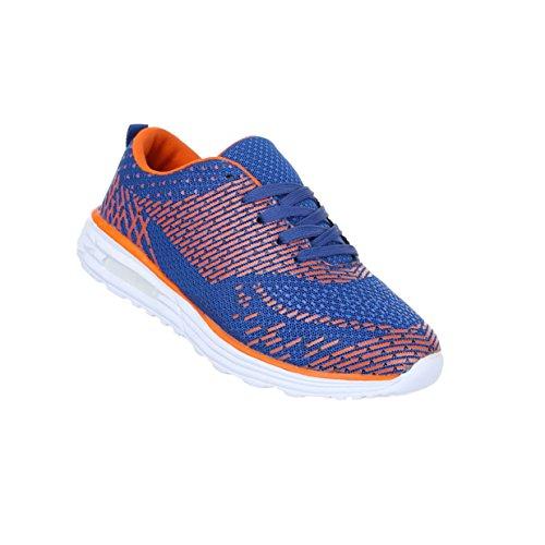 Damen Schuhe Freizeitschuhe Sneaker Slipper Orange