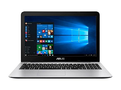 ASUS Premium 15.6 Inch Full HD (1920 x 1080) Laptop (Model) 7th Intel Core i7-7500U, 8GB DDR4 RAM, 512GB SSD, NVIDIA GeForce 940MX 2GB, 802.11ac, Bluetooth, DVD, HDMI, VGA, Webcam, Windows 10