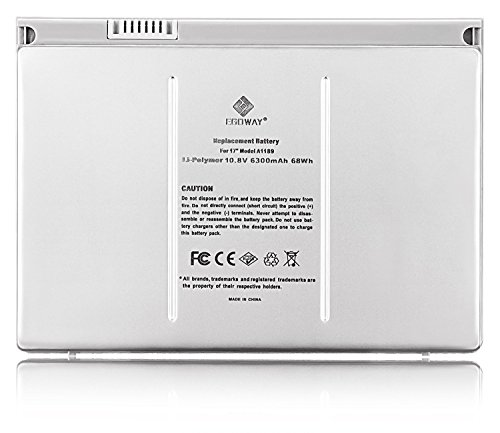 Replacement Battery Macbook Aluminum Original product image