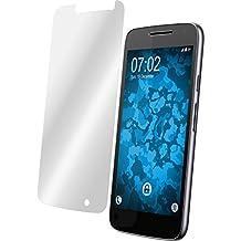 1 x Motorola Moto Z2 Play Protection Film Tempered Glass clear - PhoneNatic Screen Protectors