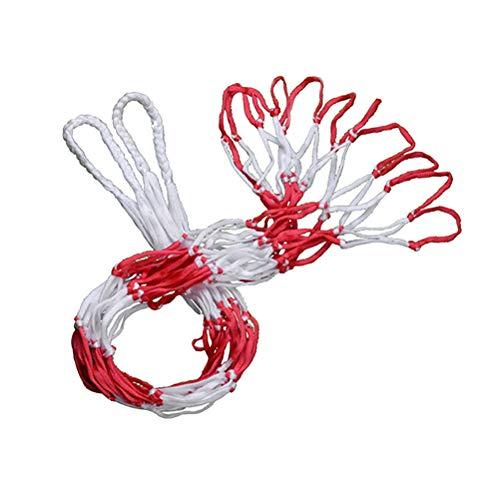 LIOOBO Cordón Bolsa de Almacenamiento Bolsa de Baloncesto Bolsa de Red de fútbol Bolsa de Red de Gran Capacidad Bolsa Deportiva de Bolas Puede Contener 10 Bolas por LIOOBO