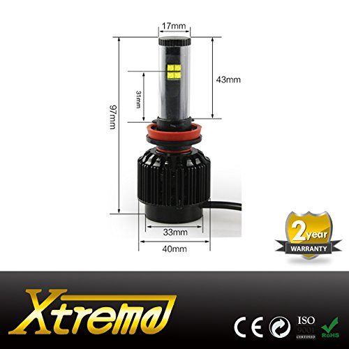 Led Bulb For Cbz Xtreme: Xprite All-IN-ONE Patented Design Ultra Bright LED