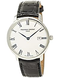 Slimline Swiss-Automatic Male Watch FC-306MR4S6 (Certified Pre-Owned)