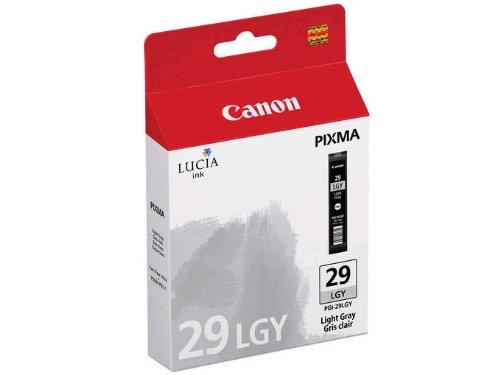 Canon LUCIA PGI-29 Light Gray Individual Ink Tank (Ink Tank Light)