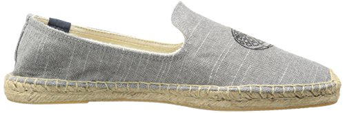Slipper Waffle Loafer Chicken Soludos Gris Smoking Herren B6RBPq