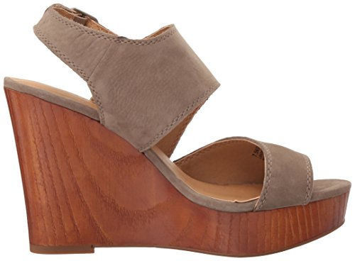 Sandal Lucky Lk Brand Blue Lattela Wedge WoMen Brindle qCHTxAa