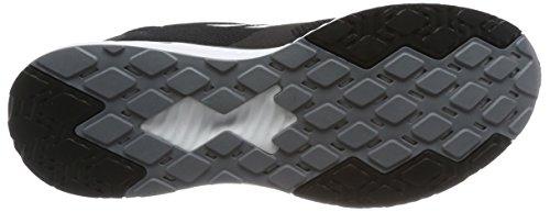 Adidas Hombres Edge Rc M, Negro / Blanco / Gris Negro / Blanco / Gris