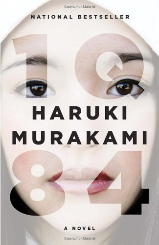 Book cover for 1Q84