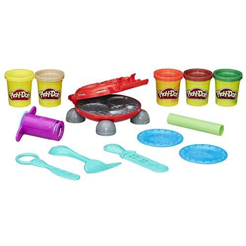 Play Doh B5521 Burger Barbecue Toy product image