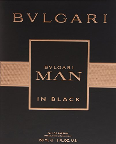 Bvlgari MAN in Black by Bvlgari, 5 oz Eau De Parfum Spray fo